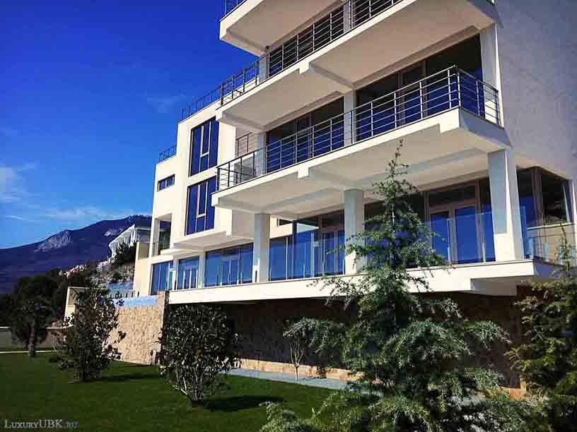 Элитные квартиры аренда в гурзуфе